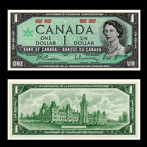 1967-bank-of-canada-1-dollar-noteuncirculated-no-serial-number-authentic-banknote-issue-amazing-chri