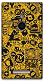The Racoon Lean Retro Skeptic hard plastic printed back case / cover for Nokia Lumia 925