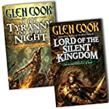 Glen Cook Instrumentalities of the Night 2 Books Collection Pack Set RRP: �15.98 (The Tyranny of the Night , Lord of the Silent Kingdom)by Glen Cook