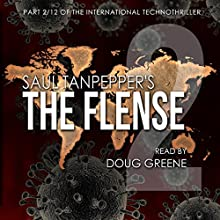 The Flense: China, Book 2 Audiobook by Saul Tanpepper Narrated by Doug Greene