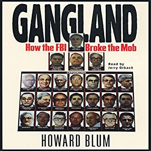 Gangland Audiobook