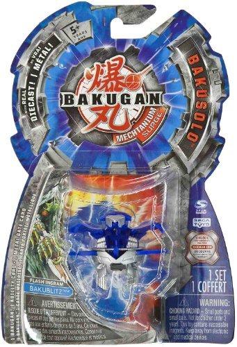 """Flash Ingram BakuBlitz (Aquos) : BakuSolo Bakugan Mechtanium Surge - """"NOT"""" Randomly Picked (C9IH61) - 1"""