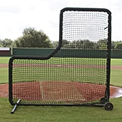 Muhl Sports Pro Protective Pitching L-Screen by Muhl Sports