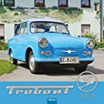 DDR-Trabant 2017 Technikkalender Auto...