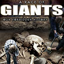 A Race of Giants: Our Forbidden History  by O. H. Krill Narrated by Paul Hughes, Simon Oliver