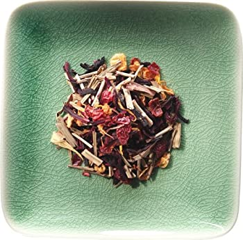 Orange Cranberry Herbal Tea