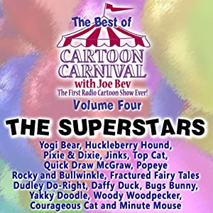 The Best of Cartoon Carnival, Volume 4: The Superstars | [Waterlogg Productions]