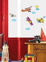 Ambiance Sticker Vinilo Decorativo Planes