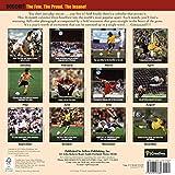 Soccer: The Original Extreme Sport 2016 Wall Calendar