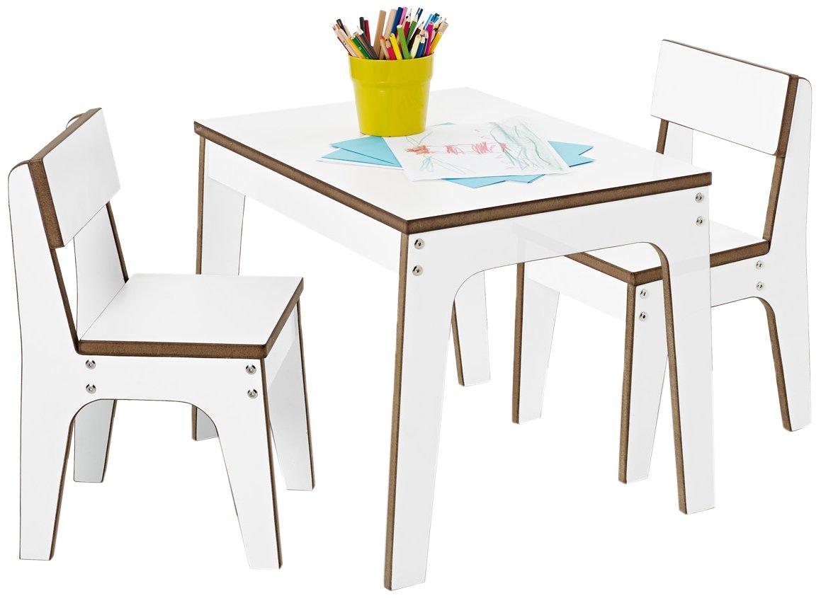 Pinolino 203874 3-teilige 2 Stühle, 1 Tisch günstig online kaufen