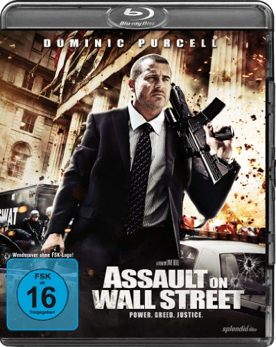 Assault on Wall Street [Blu-ray]