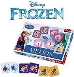 Brigamo 90210 - Disney Frozen Eiskönigin Memory Legespiel, 60 Teile thumbnail