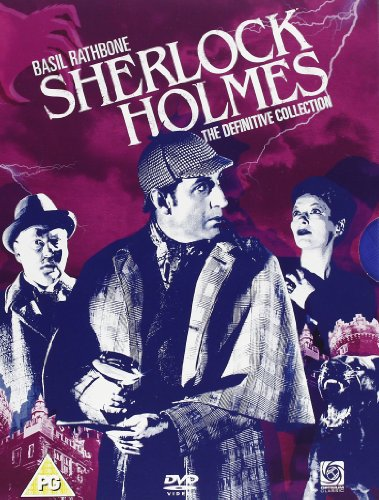 Sherlock Holmes - The Definitive Collection (Digitally Remastered) [DVD]