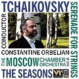 Tchaikovsky: Serenade for Strings / The Seasons