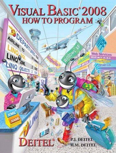 Visual Basic 2008 How to Program (How to Program (Deitel))