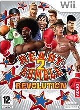 Atari Ready 2 Rumble, Revolution - Wii - Juego (Revolution - Wii, Nintendo Wii, Arcada, T (Teen))