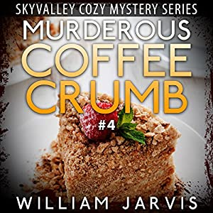 Murderous Coffee Crumb Audiobook