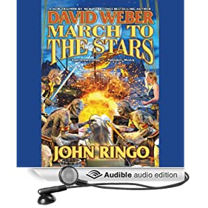Free books download audio book march to the stars for Bureau 13 book series
