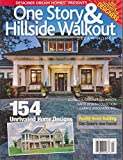 img - for Designer Dream Homes Presents One Story & Hillside Walkout Dream Homes Magazine June/July 2015 Issue 33 book / textbook / text book