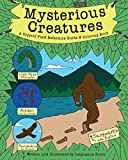Mysterious Creatures: A Cryptid Coloring Book and Field Reference Guide
