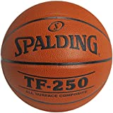 Spalding TF-250 Indoor Outdoor Basketball, 29.5-Inch