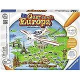 """Ravensburger 00579 - tiptoi Spiel Quer durch Europa"""""""