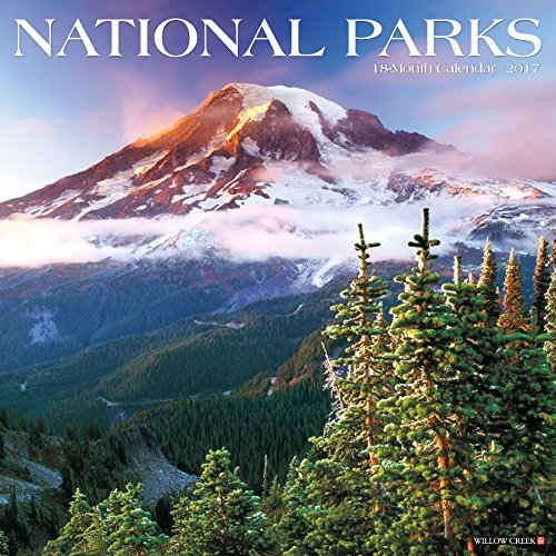 National Parks 2017 Wall Calendar