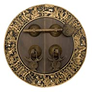 Blessings for Long Life Cabinet Face Plate 5-1/2''