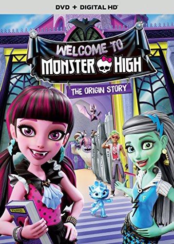 Monster High: Welcome to Monster High (DVD + Digital HD)