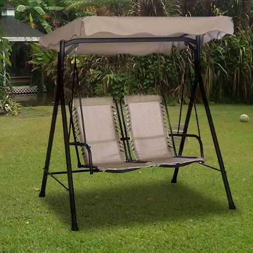 Replacement Canopy For Backyard Swing :  Comfort Swing Replacement Canopy  Gazebos  Patio and Furniture