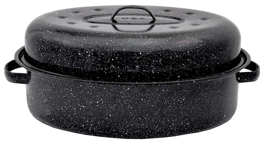 Amazon Com Granite Ware 0509 2 18 Inch Covered Oval