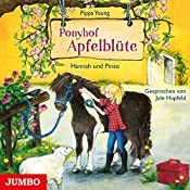 Hannah und Pinto (Ponyhof Apfelblüte 4) | Pippa Young