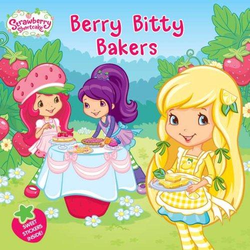 Berry Bitty Bakers (Strawberry Shortcake) PDF