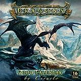 Dragons by Ciruelo 2009 Calendar