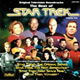 Original TV Soundtrack Best of Star Trek Vol. II