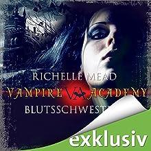 Blutsschwestern (Vampire Academy 1) Hörbuch von Richelle Mead Gesprochen von: Marie Bierstedt