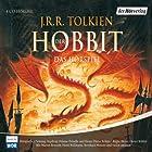 Der Hobbit: Das Hörspiel (       ungekürzt) von J.R.R. Tolkien Gesprochen von: Martin Benrath, Horst Bollmann, Bernhard Minetti