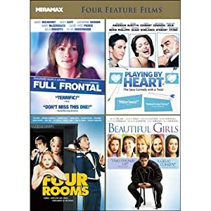 Miramax Critics' Choice V.6: Full Frontal / Four Rooms / Beautiful Girls / Playing by Heart