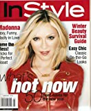 In Style Magazine Madonna Sexy Funny Madly in Love