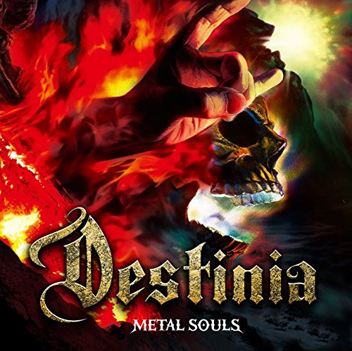 CD : Destinia - Metal Souls (CD)