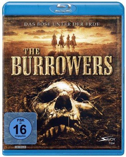 The Burrowers - Das Böse unter der Erde [Blu-ray] [Alemania]