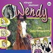 Die Geburtstagsparty (Wendy 26)   Nelly Sand