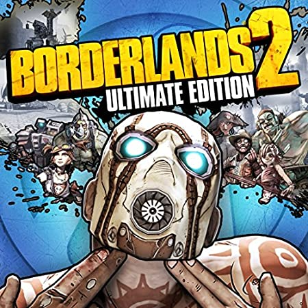 Borderlands 2 Ultimate Edition - PS3 [Digital Code]