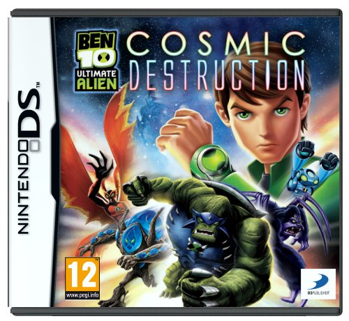 Ben 10 Ultimate Alien: Cosmic Destruction (Nintendo DS)