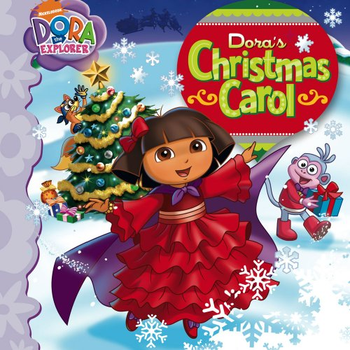 Dora's Christmas Carol (Dora the Explorer (Simon Spotlight))