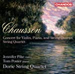 Chausson: Concert For Violin/ Piano (...