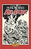 Frank Thornes Red Sonja Art Edition Volume 2 HC