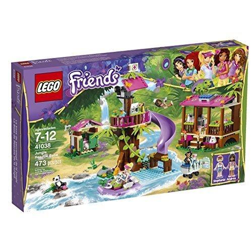 LEGO Friends Jungle Rescue Base 41038 Building