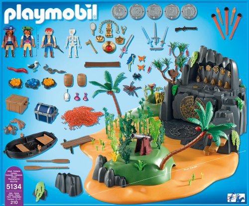 pirateninsel playmobil anleitung