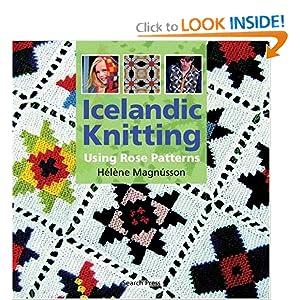 Icelandic Knitting: Using Rose Patterns